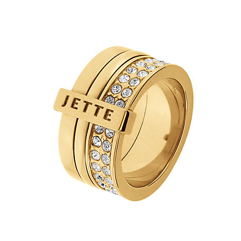 JETTE Magic Passion Damenring Pure Glam