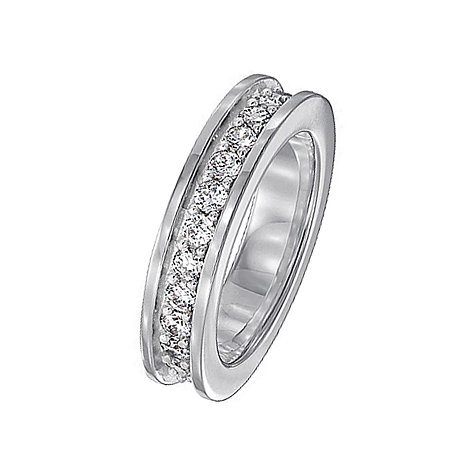 JETTE Silver Damenring Stacking Rings 31201570