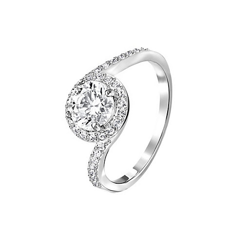 Swarovski Damenring Attract Light 5221411