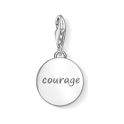 THOMAS SABO Anhänger Courage 1298-001-12