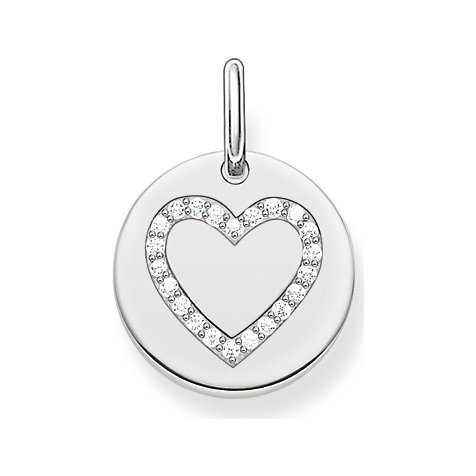 THOMAS SABO Anhänger Love Bridge LBPE0005-051-14