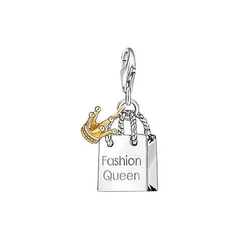 THOMAS SABO Charm-Anhänger Fashion Queen 1062-413-12