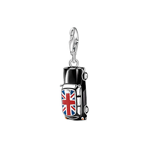 THOMAS SABO Charm London Taxi 1069-041-11