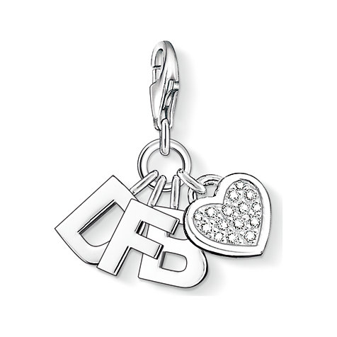 THOMAS SABO Charm Love DFB 0010-051-14