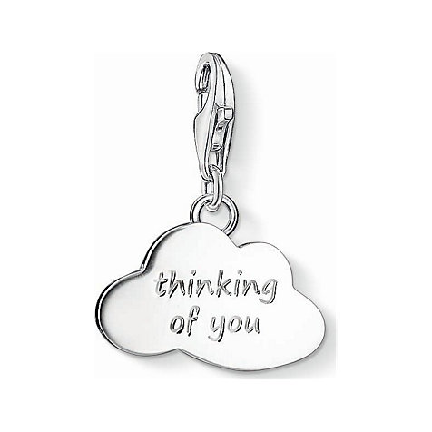 THOMAS SABO Charm Thinking of you 1364-001-12