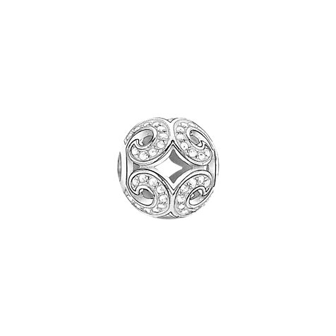 THOMAS SABO Karma Bead K0012-051-14 Glitzernde Welle