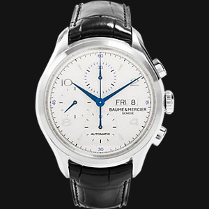 Baume & Mercier Herrenchronograph Clifton M0A10123