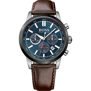 BOSS Herrenchronograph Racing 1513187