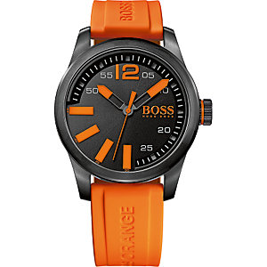 BOSS Orange Herrenuhr Paris 1513047