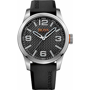 BOSS Orange Herrenuhr Paris 1513350