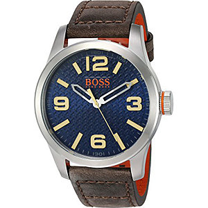 BOSS Orange Herrenuhr Paris 1513352