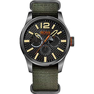 BOSS Orange Herrenuhr Paris Multieye 1513312