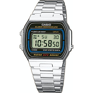 Casio Collection Retro Style A-164WA-1VES