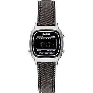 Casio Damenuhr RetroLA670WEL-1BEF