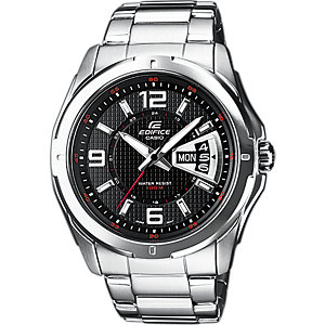 Casio EDIFICE Herrenuhr EF-129D-1AVEF
