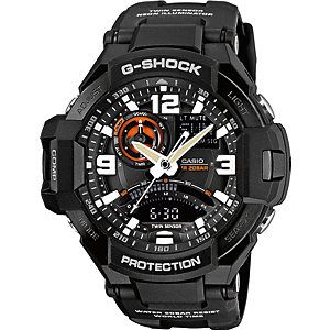 Casio G-SHOCK Chronograph GA-1000-1AER