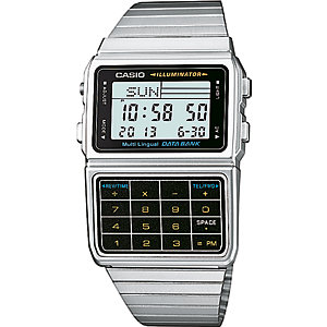 Casio Herrenuhr Collection Retro DBC-611E-1EF
