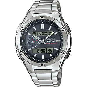 Casio Herrenuhr Radio Controlled WVA-M650D-1AER