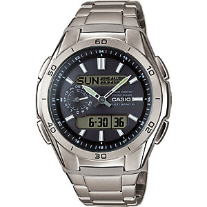 Casio Herrenuhr Radio Controlled WVA-M650TD-1AER