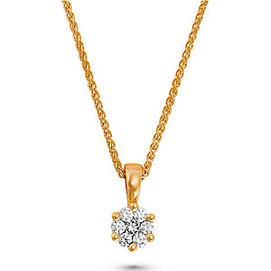 CHRIST Diamonds Collier 83528079