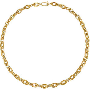 CHRIST Gold Collier 85898876