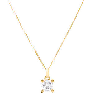 CHRIST Gold Collier 86507153