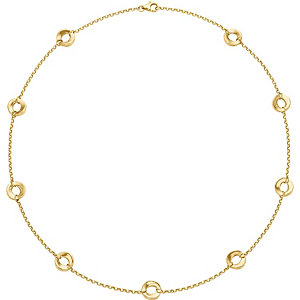 CHRIST Gold Collier 85815385