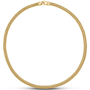 CHRIST Gold Collier 85896806