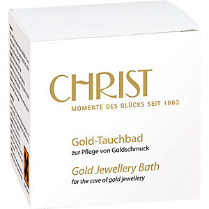 CHRIST Gold-Tauchbad