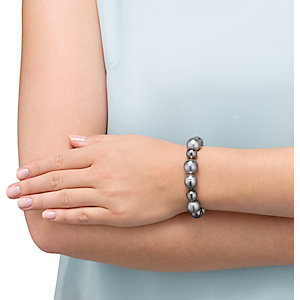 CHRIST Pearls Armband 86775522