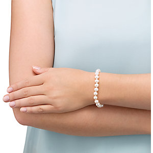 CHRIST Pearls Armband 86776511