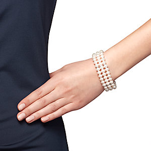 CHRIST Pearls Armband 85823280