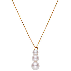 CHRIST Pearls Collier 87005135