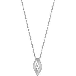 CHRIST Silver Diamonds Collier 86499266