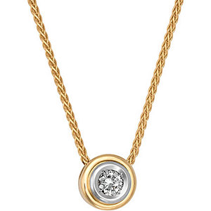 CHRIST Solitaire Collier 84478539