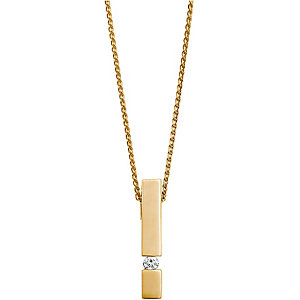 CHRIST Solitaire Collier 84903027