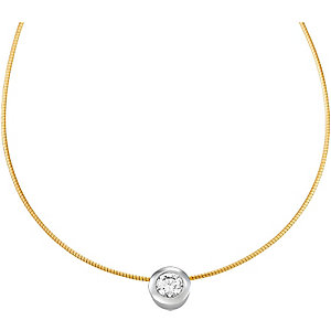 CHRIST Solitaire Collier 84578401