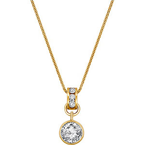 CHRIST Zirkonia Collier 84103608