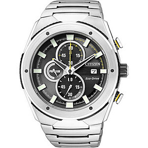 CITIZEN Herrenchronograph CHRONO CA0155-57E