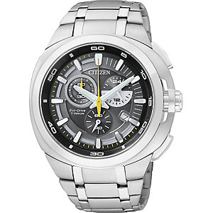CITIZEN Herrenchronograph TITANIUM AT2021-54H
