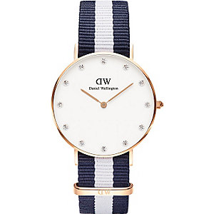 Daniel Wellington Damenuhr Glasgow DW00100078