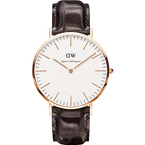 Daniel Wellington Herrenuhr York 0111DW