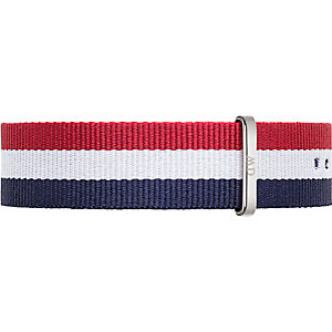 Daniel Wellington Uhrenarmband Textil Cambridge DW00200017