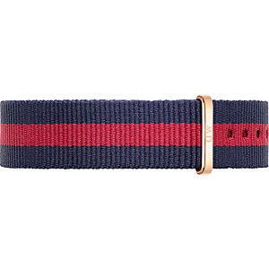 Daniel Wellington Uhrenarmband Textil Oxford DW00200029