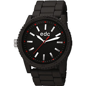 edc Damenuhr Military Starlet-Midnight Black EE100482001
