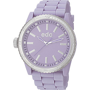 edc Damenuhr Rubber Starlet - Frosty Purple EE100922010