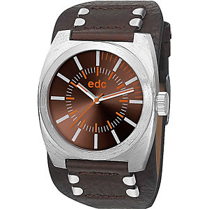 edc Herrenuhr Dirt Rider - Tobacco Brown EE100041006