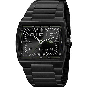edc Herrenuhr Magnum Blast - Cool Black EE100981006