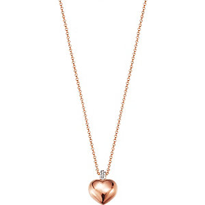 Esprit Collection Collier Euphoria Rose ELNL92723B420