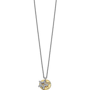 Esprit Collier Brillance Star gold ESNL92273A420